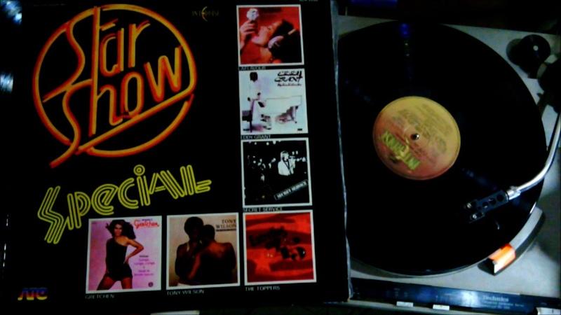 STAR SHOW SPECIAL 1981 LP VINILO (VARIOS INTERNACIONALES )