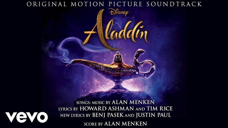 Naomi Scott - Speechless (Part 2) (From Aladdin/Audio Only)