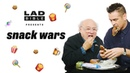 Dumbo's Danny DeVito Colin Farrell Play Snack Wars USA v Ireland