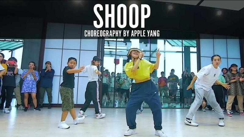 Salt-N-Pepa Shoop Choreography by Apple Yang