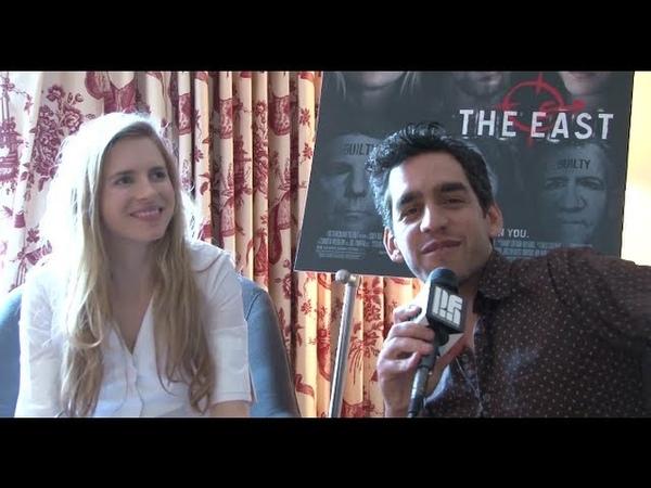 The East co-writers Brit Marling Zal Batmanglij talk Working Together Freeganism