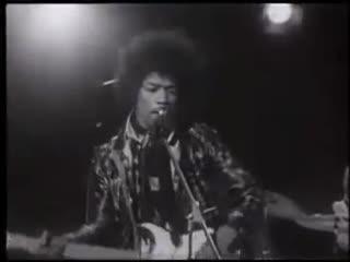 Jimi Hendrix - The Wind Cries Mary - Sweden 1967