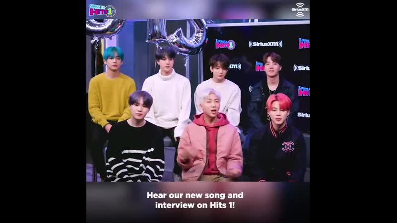 BTSArmy! @BTS_twt's full interview with @morningmashup is On Demand and it is . Sign up he