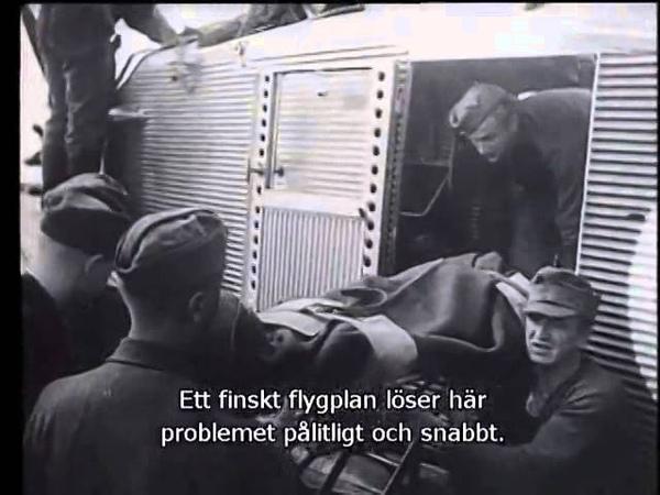 №17 1 28 10 1941 Доставка зерна и фуража Дитль возглавляет братьев по оружию Раздача крестов