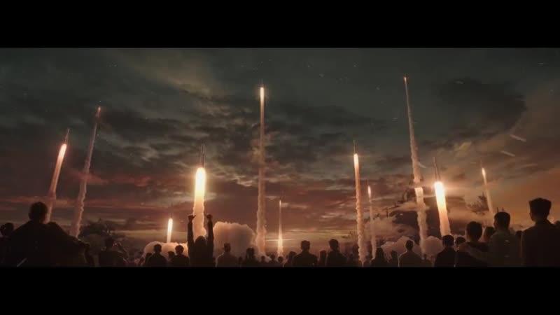 The Wandering Earth Блуждающая Земля 2019 трейлер