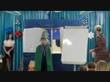 постановка сказки 12 месяцев, детской воскресной школы на Рождество