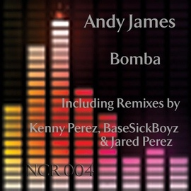 Andy James альбом Bomba