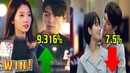 Park Shin Hye WIN Song Hye Kyo: Drama Rating Battle! -Encounter 7.5% -Alhambra 9.316%!