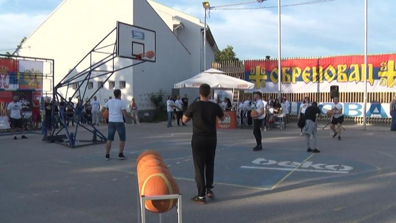 Баскетбол. Trojka iz bloka za Filimonoviće. 18-05-2019
