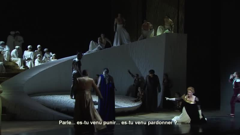 "Act I, Scene2 ""Semiramide"" de Rossini. Teatro La Fenice 2018 (Явление Нина)"