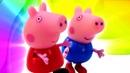 Свинка Пеппа все серии подряд. Большие приключения Пеппы и Джорджа. Сборник мультфильмов