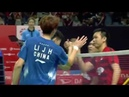 Badminton Highlights Mohammad AHSAN Hendra SETIAWAN vs LIU Yuchen LI Junhui