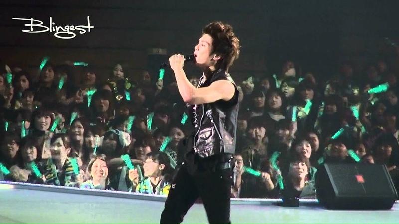 [Blingest] 111027 SHINee 1st concert in Nagoya Stand BY Me Jonghyun ver.