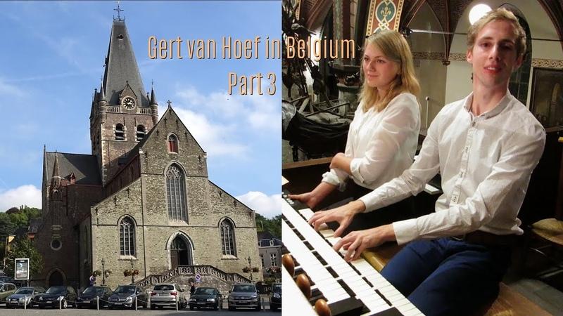 Dutch Hymne HEER U BENT MIJN LEVEN - Concert in Geraardsbergen - Gert van Hoef - Part 3