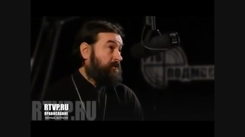 о. Андрей Ткачев о том, как он стал священником
