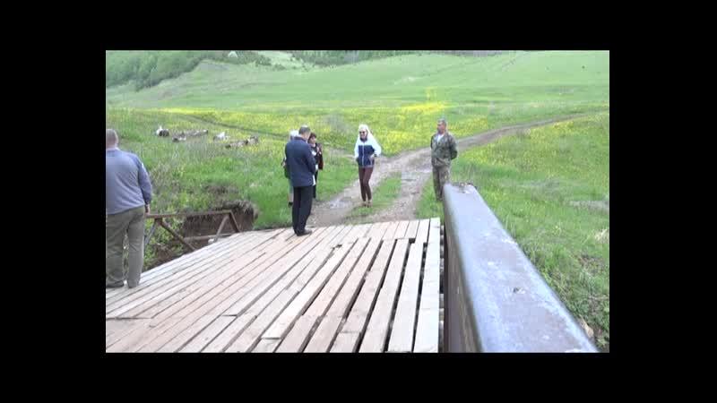 Нам нужен мост...жители Средней Тоймы собирают деньги, в рамках проекта Самообложение граждан