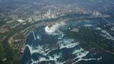 Вертолетная экскурсия над Ниагарским водопадом! Helicopter tour over Niagara falls!