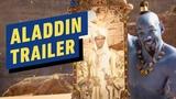 Aladdin - Official Trailer (2019) Will Smith, Naomi Scott, Mena Massoud