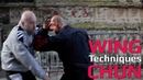 Wing Chun techniques wing chun kung fu Palm strike and elbow