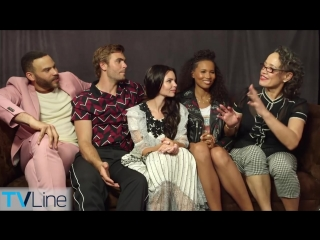 Siren Cast Interview - Comic-Con 2018 - TVLine