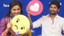 Hero Nani Keerthi Suresh FUNNY Interview - Face Book Live - Nenu Local Movie Interview