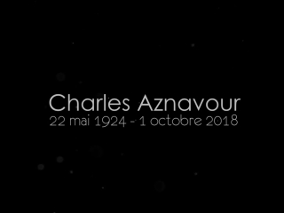 George - Charles Aznavour Tribute