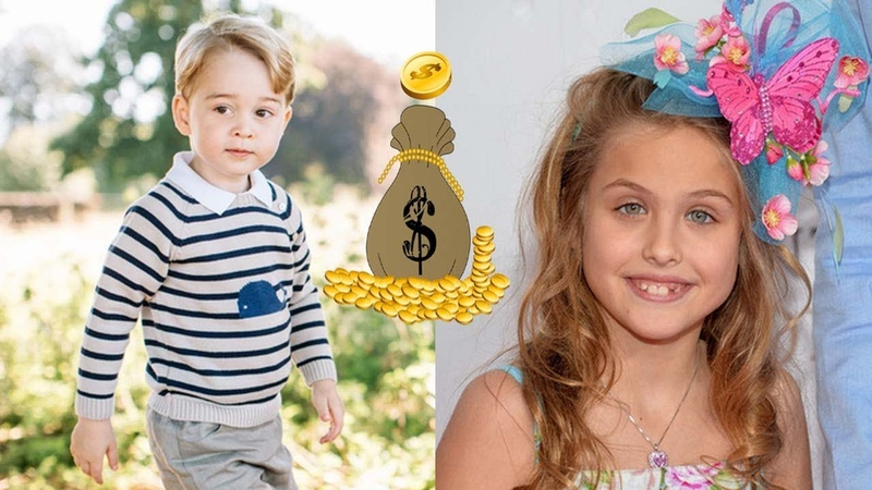 Top 5 Richest Kids In the World 2018 - 2019 | Most Richest Kids The World 2018 | Lifestyle Today