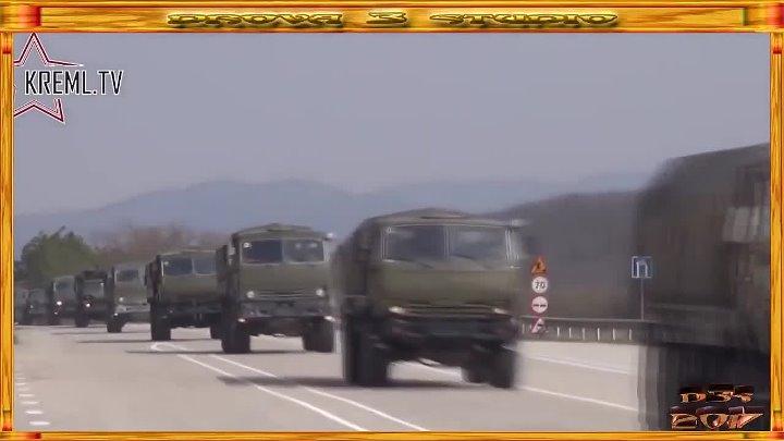 НОВИНКА Юрий Сучков. КРЫМ - РОССИЯ (HD 1280x720p)