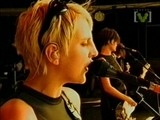 Elastica - Hold Me Now Big Day Out 1996
