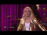 Zara Larsson - Never Forget You (Live on Ellen) ft. MNEK