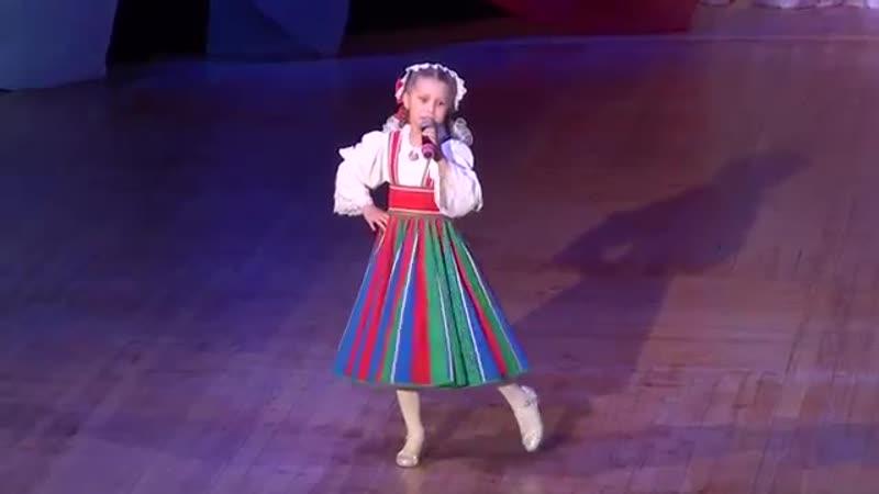 Маша Штейникова - Työlki Ellää (Финская народная песня)