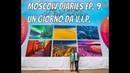 Moscow Diaries ep.9 - Un Giorno da Vip (alla Moscow River Cup) [SUB ENG RUS]