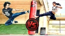 Tiger Shroff Vs Disha Patanis LIVE STUNTS Tiger Shroff Stunts Disha Patani Stunts
