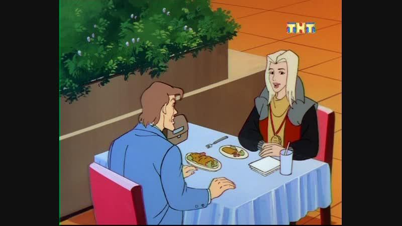 Маска – 2 сезон, 7 серия. Маска в сырном кляре | The Mask (1996)
