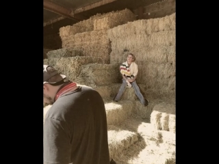 Behind the scenes with Lili Teen Vogue October cover 2018