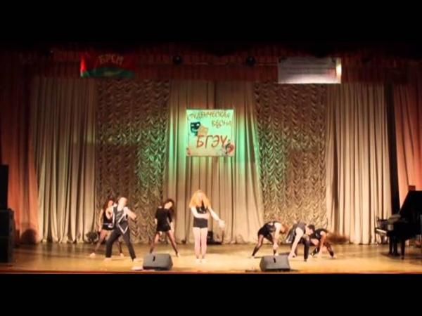 Танец рокеров ФФБД Студвесна 2013 Samoe Radio