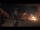 Протестующие сожгли штаб квартиру БАДР на ролике здание Катаиб Хезболлы и несколько административных зданий в Басре