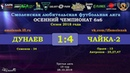 Осенний сезон 6х6-2018. ДУНАЕВ - ЧАЙКА-2 1:4 (матч полностью)