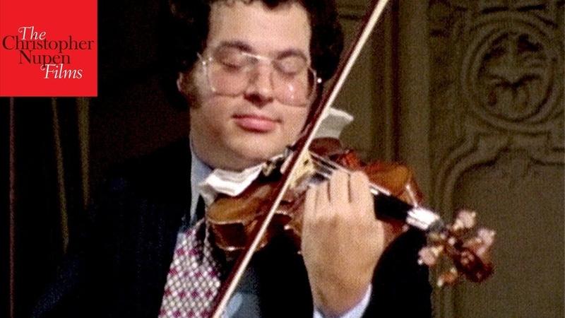 Itzhak Perlman Bruno Canino: Joplin The Ragtime Dance arr. Perlman