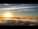 Утренний туман на ЮМР. Вид с 17 этажа. ⠀ Видео iris_sayko