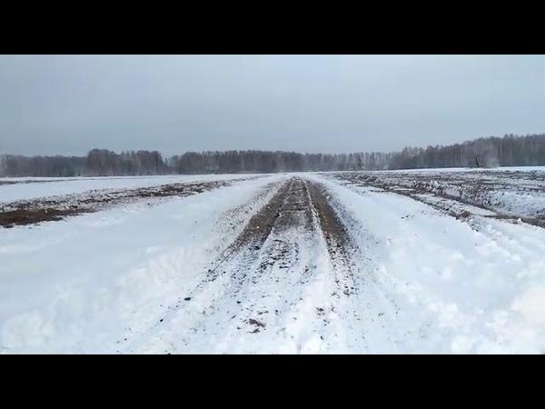 Барышевская птицефабрика гадит на границе Кольцово