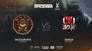 ENCE eSports vs 3DMAX EPICENTER 2018 EU Quals map3 de dust2 ceh9