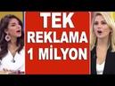 Fahriye Evcen'den dudak uçuklatan anlaşma 1 milyon TL'ye 'evet' dedi