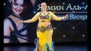 Yasmin Russian dancer Tabla Solo الراقصة الروسية الجميلة ياسمين طبل 1