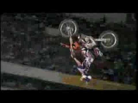 Red Bull X-Fighters 2006 Highlights - HUGE air!