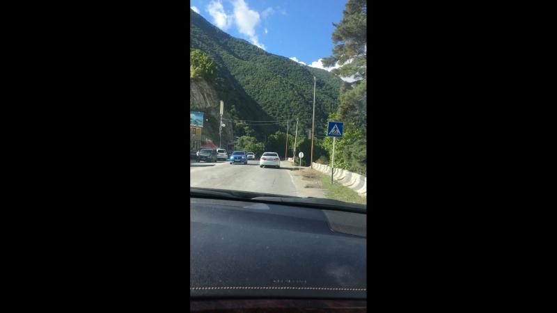 Старая военная грузинская дорога