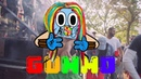 Gumball sing Gummo by 6IX9INE [official cartoon video]