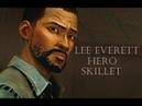 The Walking Dead-Lee Everett Tribute-HERO-SKILLET