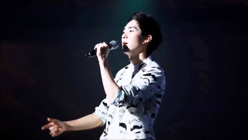 NU'EST Aron Singing Compilation Hello I'm Bad