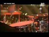 08 God Knows - Mando Diao Live in Valencia MTV WINTER 2009